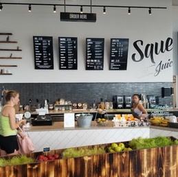 SQUEEZE JUICE BAR