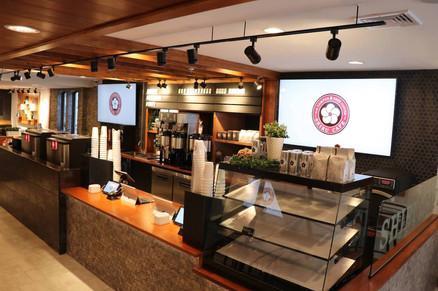 SHIRU CAFE AT BROWN 1