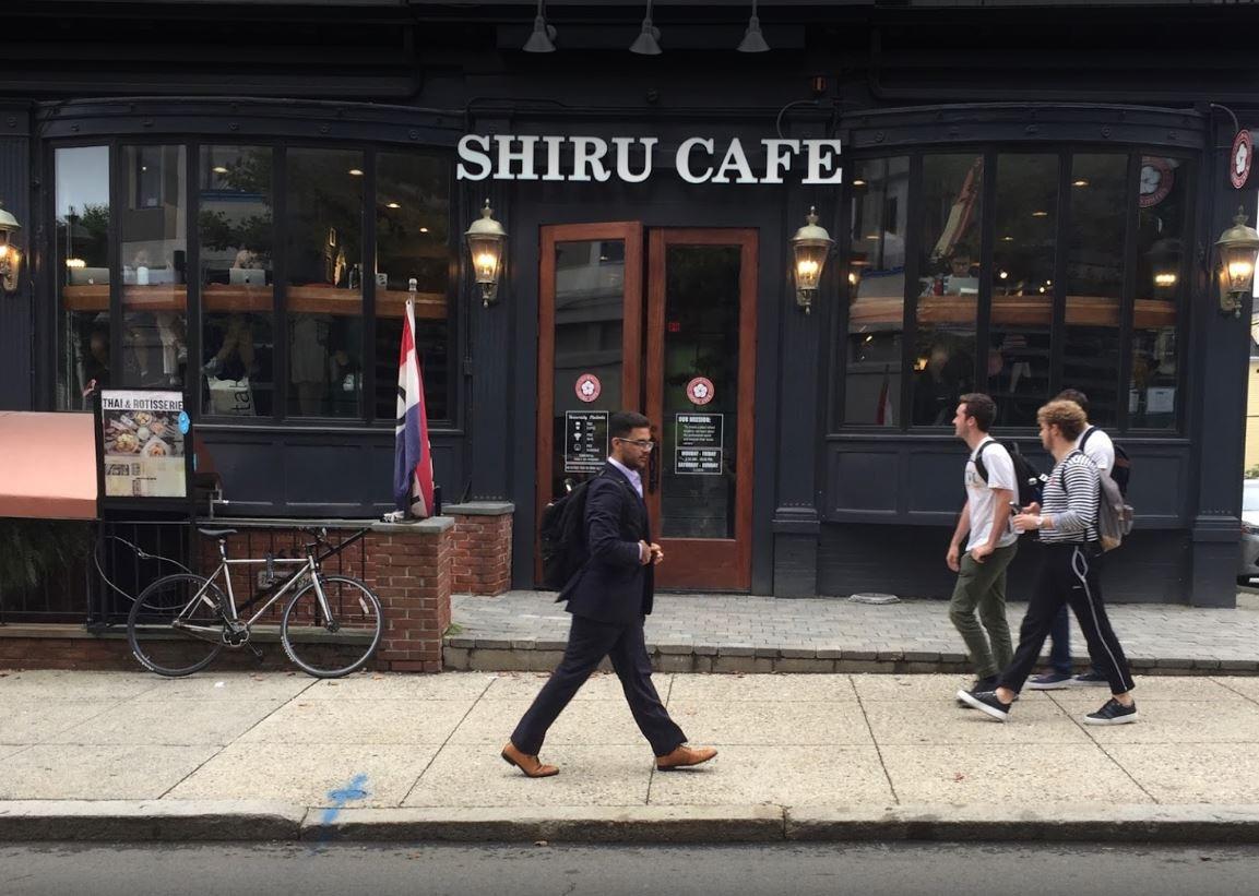 SHIRUC CAFE AT BROWN 2