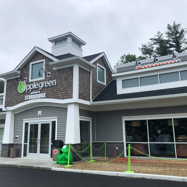 APPLEGREEN STURBRIDGE