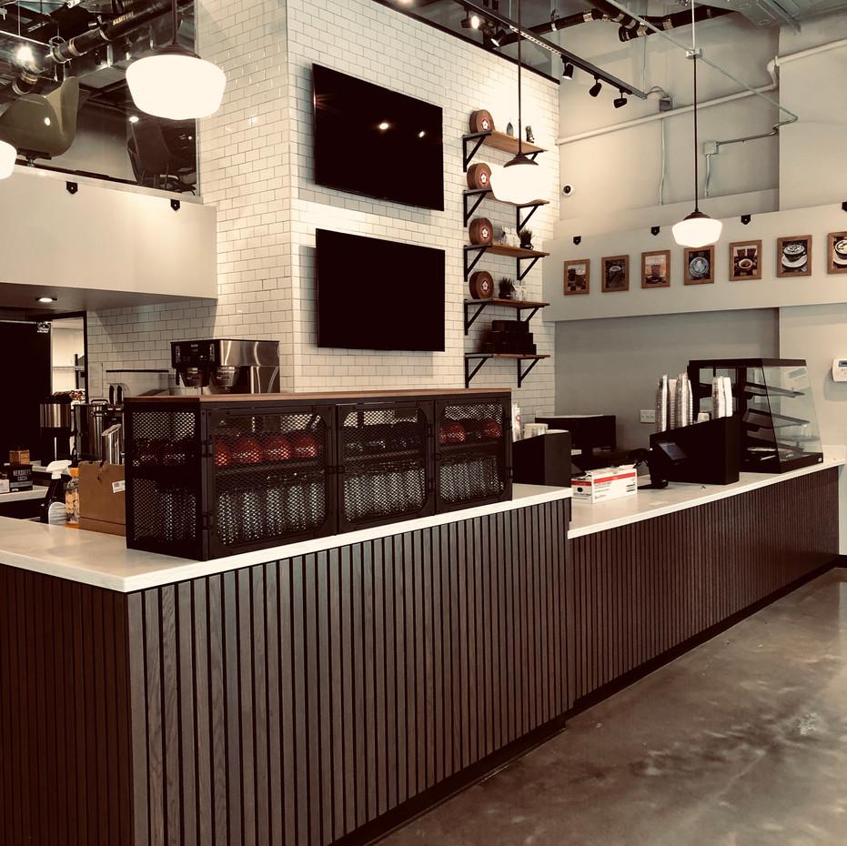 SHIRU CAFE AT YALE UNIVERSITY