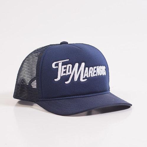 Boné Ted Marengos Azul
