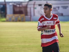 """Lucas Dantas comemora classificação no Paulista Sub-15 e avisa: """"Temos condições de avançar mais"""""""