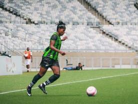 Taís Marques comemora classificação no Brasileiro e projeta quartas de final contra ex-clube