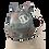 Thumbnail: Graffiti  Denim Backpack