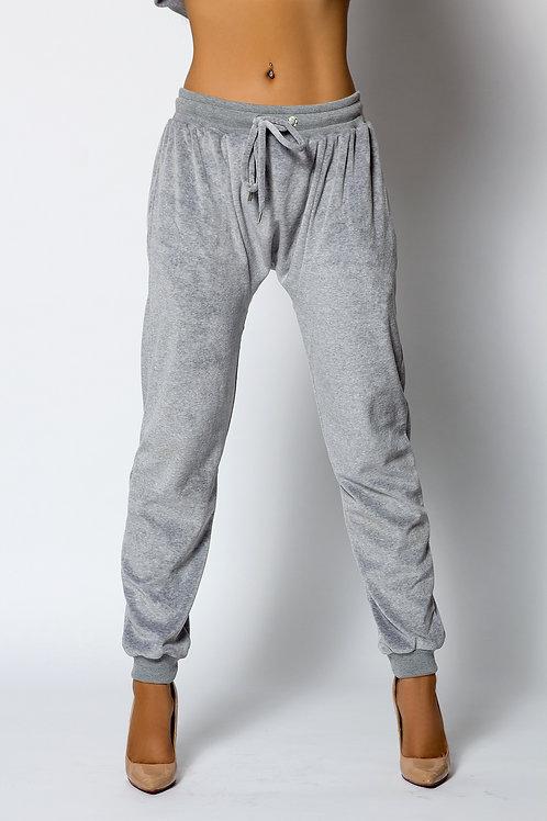 Grey Boyfriend Jogger