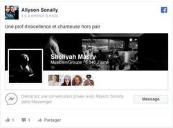 Allyson Sonnaly
