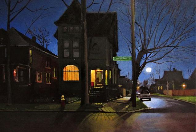 Woodbridge Nocturne