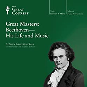 Great Masters: Beethoven--His Life & Music