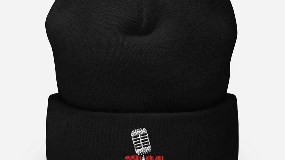 Selldretti Music Cuffed Beanie (Black)