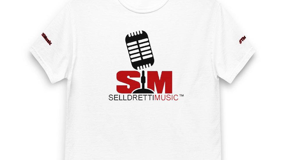 Selldretti Music Heavyweight Tee (White)