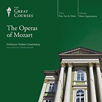 Operas of Mozart