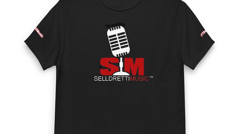Selldretti Music Heavyweight Tee (Black)