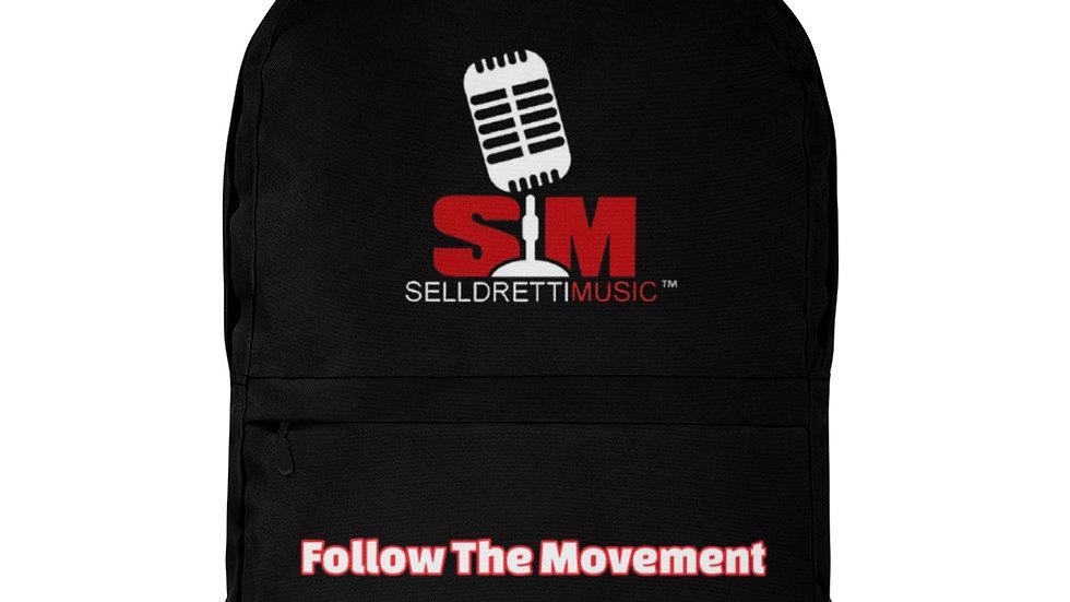 Selldretti Music Backpack (Black)