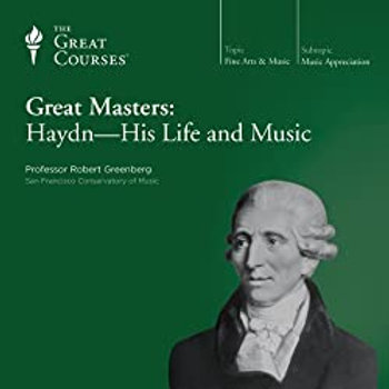 Great Masters: Haydn--His Life & Music