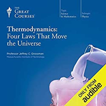 Thermodynamics. Four Laws that Move the Universe