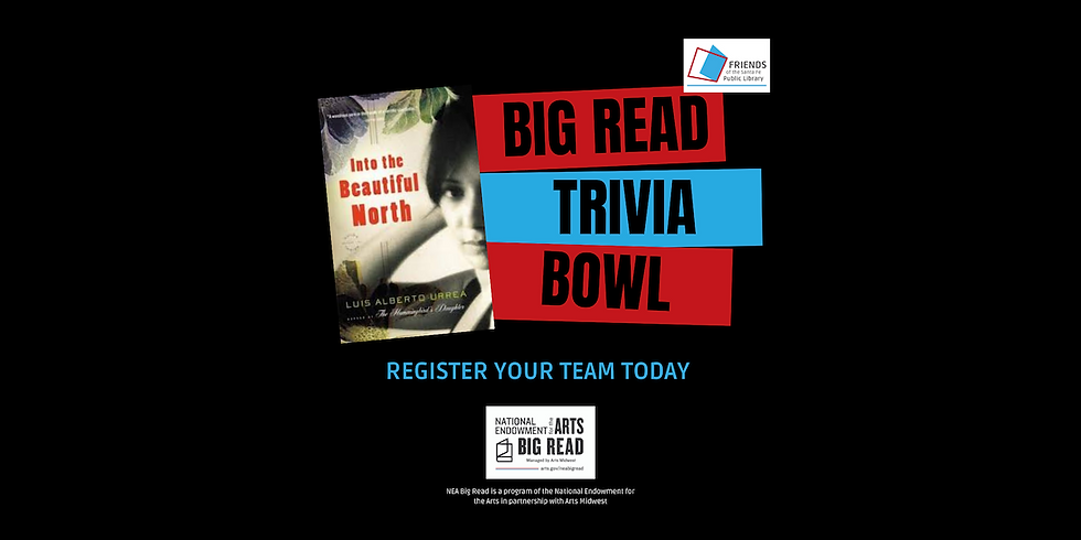 Big Read Trivia Bowl