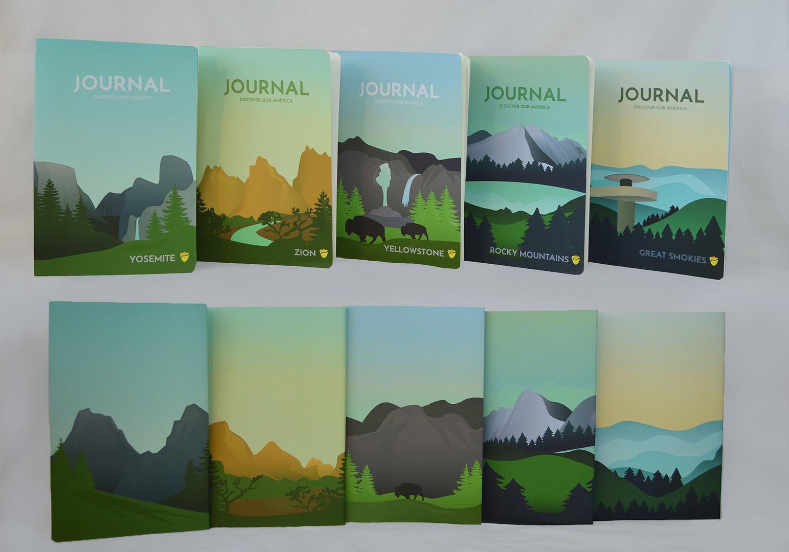 National Park Service Notebooks