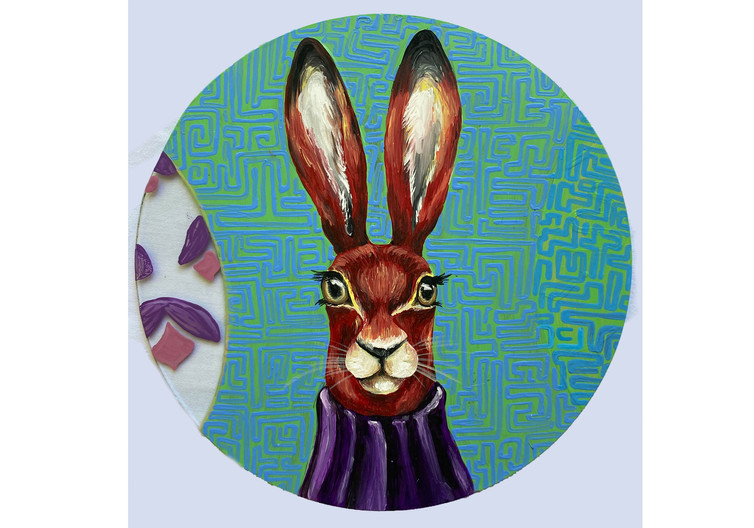 Third Place by a Hare