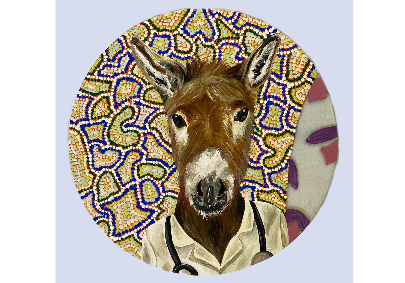 Donkey Here Two Help