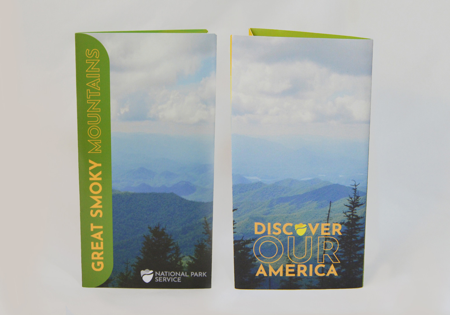 Great Smoky Mountains Brochure Outside
