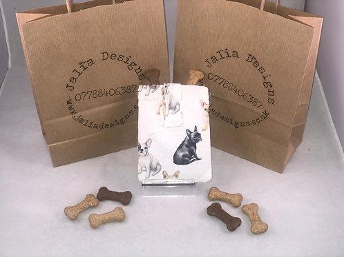 French Bulldog Detachable Treat Bag
