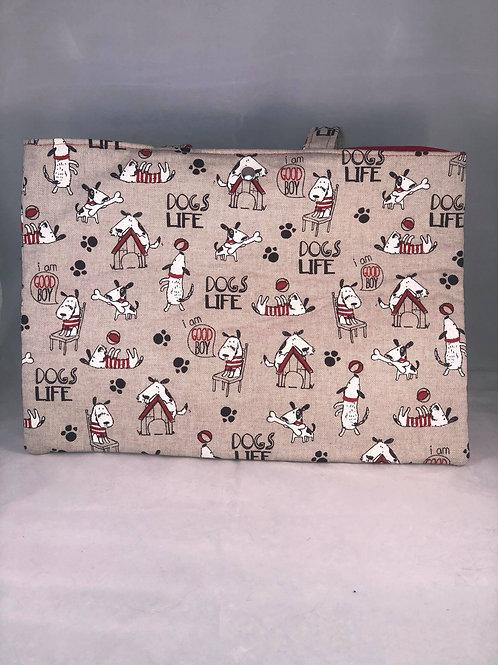 'Dogs Life' Tote Bag