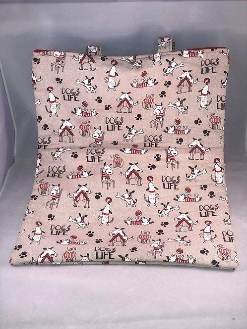 'Dogs Life' Shopping Bag