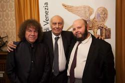 con Riccardo Cocciante e Nino Marazzita