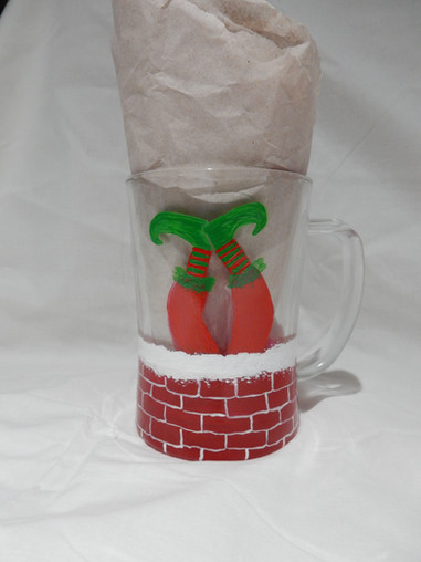 Bottoms Up Elf