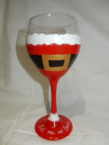 Fill me up Santa