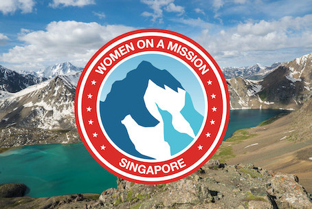 WOAM Team to Trek Across Kyrgyzstan in Support of Women Survivors of War