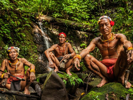 Women on a Mission to Visit the Mentawai Tribe of Siberut Island - the Last Shamans of Indonesia