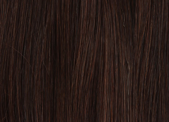 "Dark Brown KG Hair Extension 18"" Length"