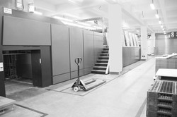 Heidelberger Printing Machine