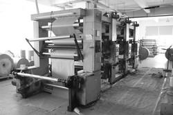 Brown paper bag production