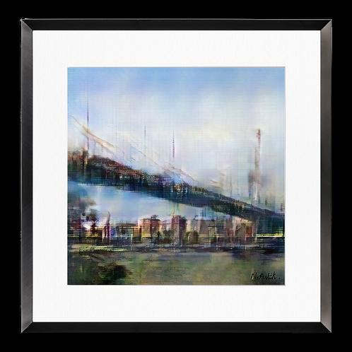 Brooklyn Bridge, 4pm