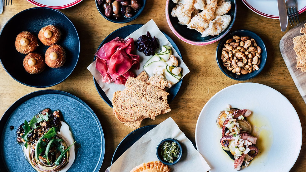 The Vale Bar & Eatery | At Home | Sunday 14th (price per 2 people)