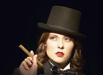 Cabaret Attrice