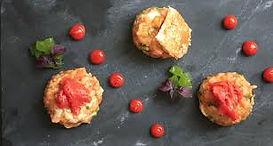 tomato balls spicy home made harrisa.jpe