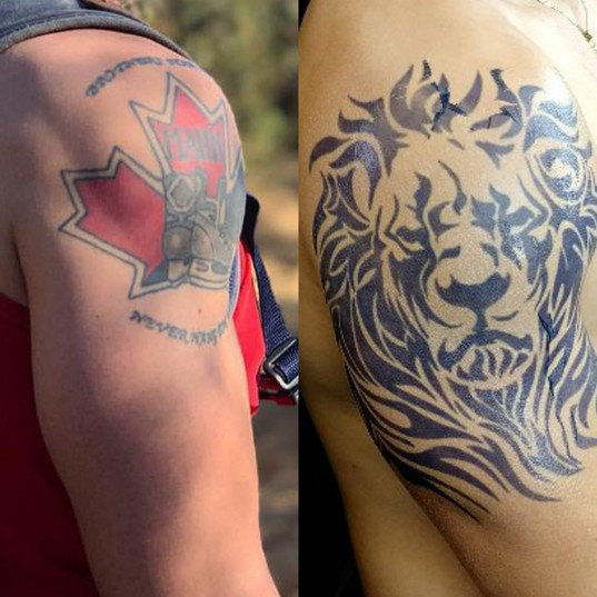 Application & Cover-up