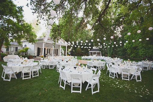 The+White+House+at+Churn+Creek+Golf+Cour