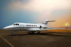private jet_klein