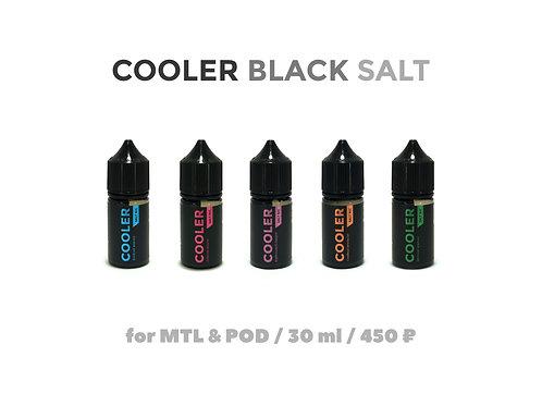 Жидкость Cooler Black Salt 30 мл