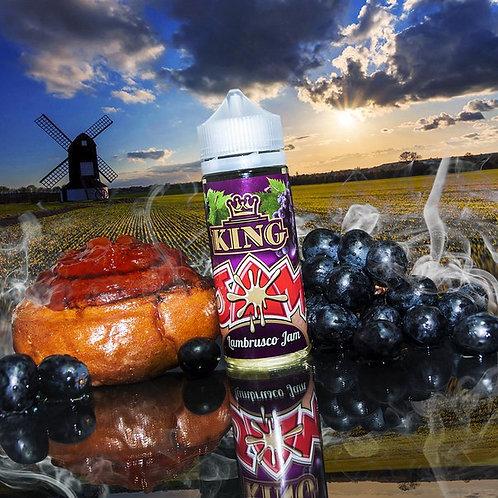 Жидкость King Jam 120 мл