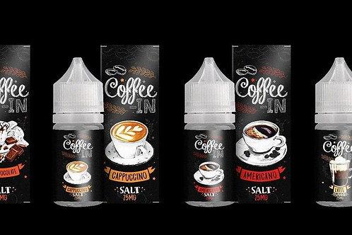 Жидкость Coffee-In Salt 30 мл