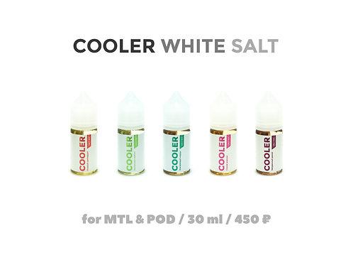 Жидкость Cooler White Salt 30 мл