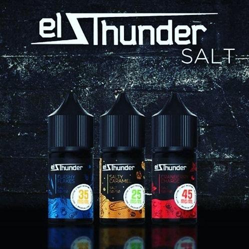 Жидкость El Thunder Salt 30 мл