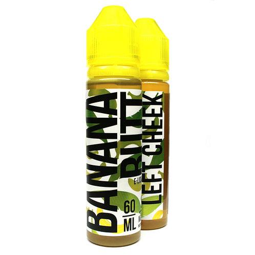 Жидкость Left Cheek - Banana Butt 60 мл USA