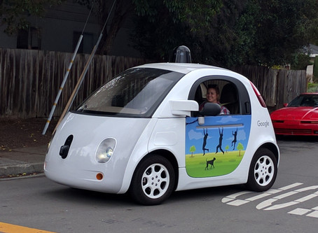 Self-Driving Cars and Their Effect On The Insurance Industry